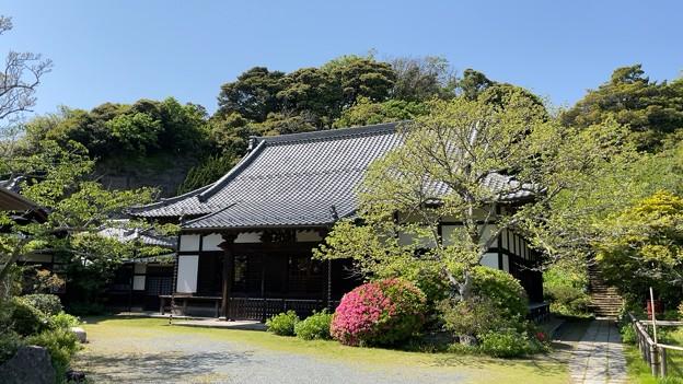 浄光明寺(鎌倉市)本堂