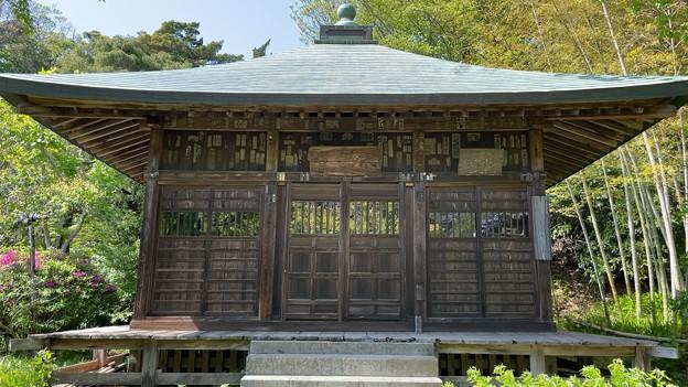浄光明寺(鎌倉市)不動堂