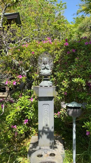 浄光明寺(鎌倉市)勢至菩薩