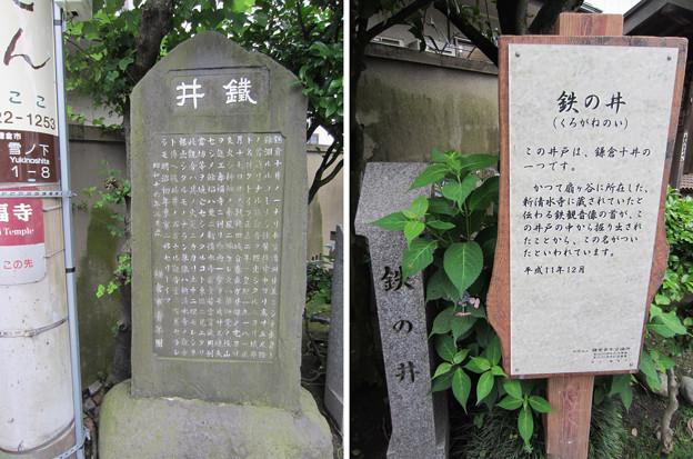 11.06.20.鎌倉十井 鉄ノ井(鎌倉市)