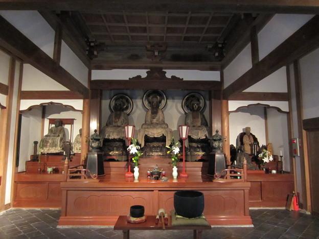 浄智寺(鎌倉市)本堂(曇華殿)