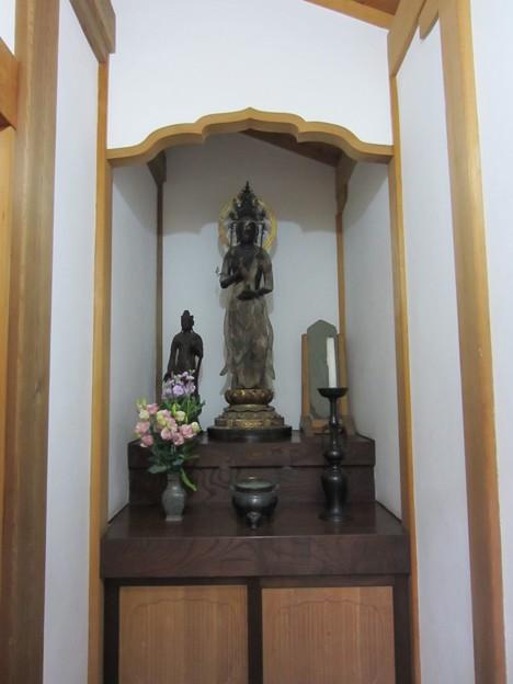 浄智寺(鎌倉市)観世音菩薩像
