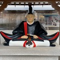吉良邸跡 吉良上野介義央公像(本所松坂町公園。墨田区)