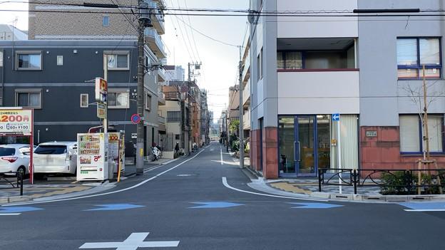 浅井万三郎屋敷跡(墨田区)