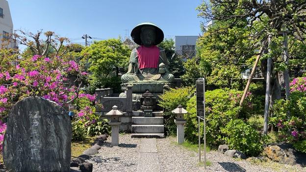 霊巖寺(江東区)江戸六地蔵