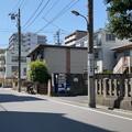 Photos: 松平市正下屋敷跡(江東区)