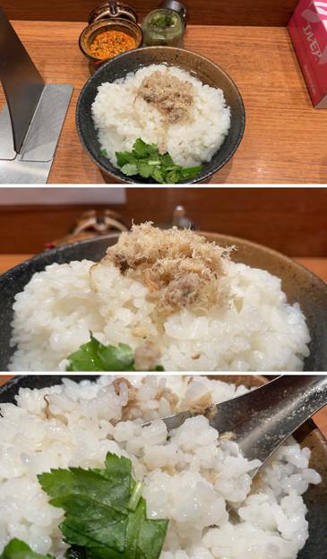 煮干中華そば 鈴蘭 新宿店4