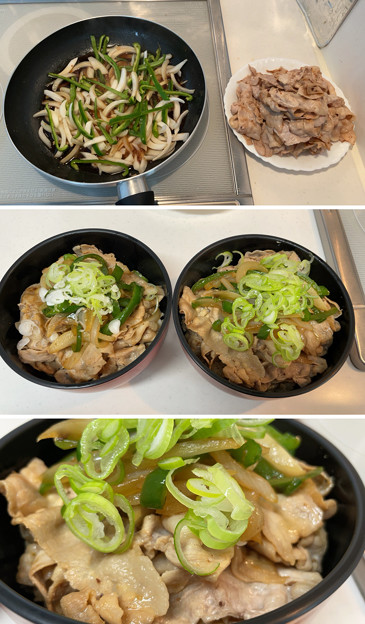島根 石見ポーク――2豚丼