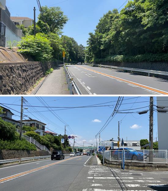 旧東海道 遊行寺坂(藤沢市)