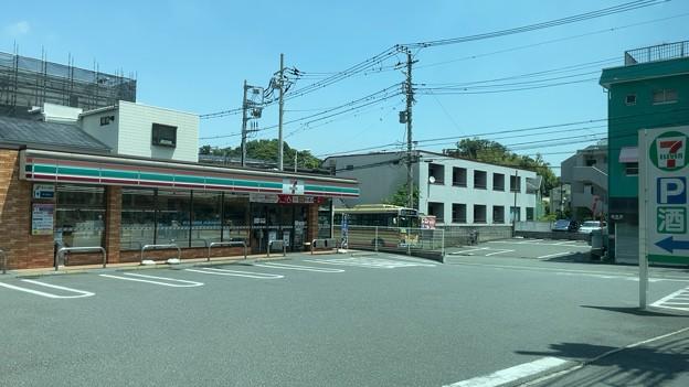 セブン-イレブン 藤沢朝日町店(神奈川県)