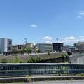 Photos: 境川 御所ヶ谷橋上より東南(藤沢市)