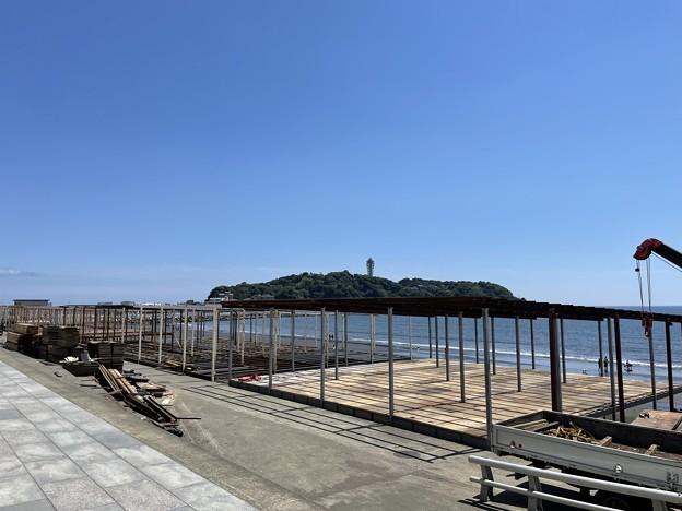 Photos: 片瀬西浜鵠沼海水浴場(藤沢市)