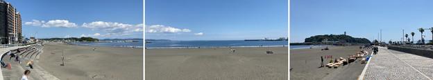 片瀬東浜海水浴場(藤沢市)