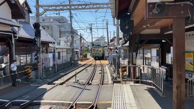 江ノ島電鉄 江ノ島駅(藤沢市)