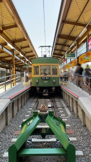 江ノ島電鉄 鎌倉駅(鎌倉市)