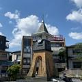 鎌倉駅西口 時計塔(鎌倉市)