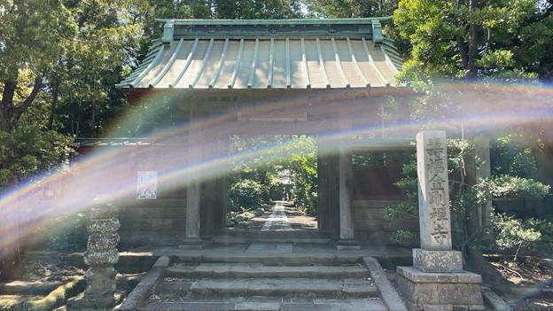 寿福寺(鎌倉市)惣門