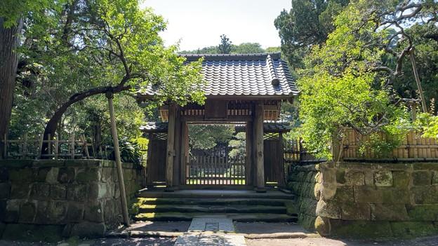 寿福寺(鎌倉市)中門
