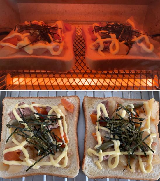 鹿児島黒豚――1-2肉じゃがパン