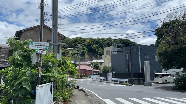 名越山(鎌倉市)