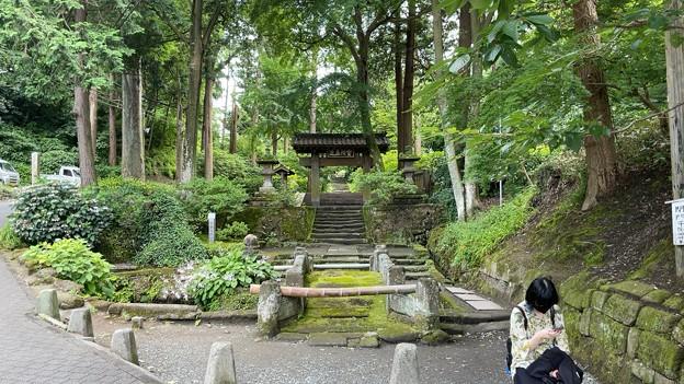 浄智寺(鎌倉市)