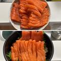 青森 海峡サーモン2――サーモン丼