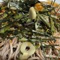 Photos: 出石そば――山菜そば