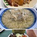 福島 伊達鶏ラスト――サッポロ一番塩ラーメン + 明日香きくらげ + 博多明太高菜 + 千葉 おかかひじき