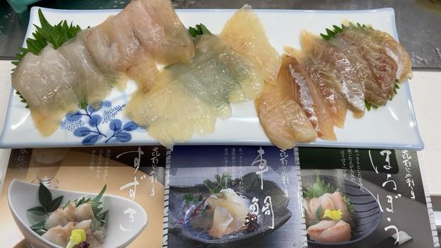 富山海産物(昆布締め)2