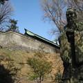 湯島聖堂(文京区)孔子像