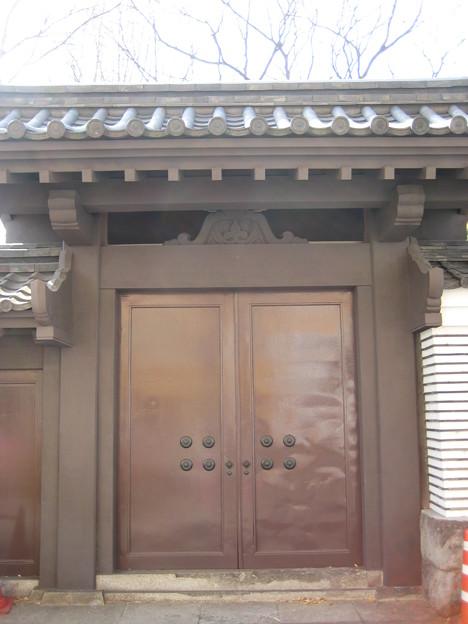 11.02.10.湯島聖堂(文京区))明神門