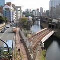 Photos: 聖橋より東(文京区千代田区境界)