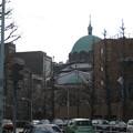 Photos: 聖橋より南(千代田区)前方 ニコライ堂