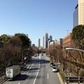 Photos: 13.02.26.聖橋北詰西側(文京区)下は外堀通り
