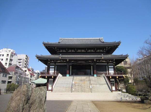 霊雲寺(湯島2丁目)