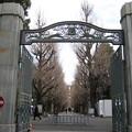 加賀殿上屋敷・前田侯爵邸跡(本郷7丁目)東京大学本郷キャンパス正門