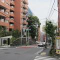 11.11.10.団子坂上(千駄木2丁目)旧千駄木町