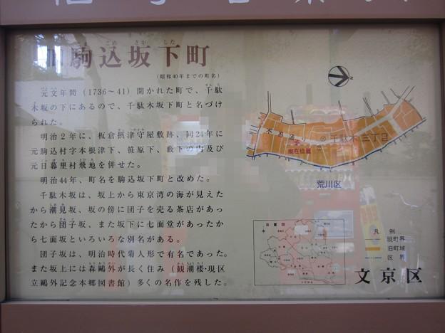12.03.13.旧駒込坂下町(千駄木3丁目)