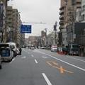 Photos: 千駄木4丁目交差点 西北向き(文京区)山中