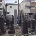 洞泉寺(本駒込3丁目)原氏墓所