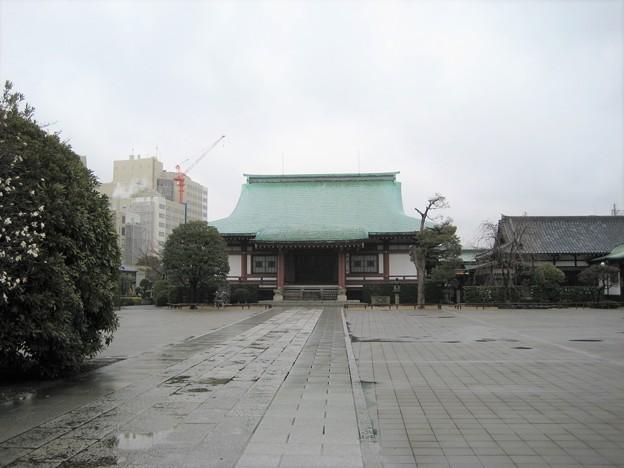 吉祥寺(本駒込3丁目)本堂