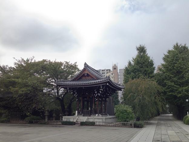 吉祥寺(本駒込3丁目)鐘楼