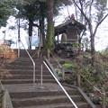 駒込富士神社(本駒込5丁目)女坂