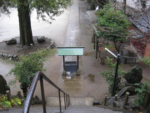 駒込富士神社(本駒込5丁目)