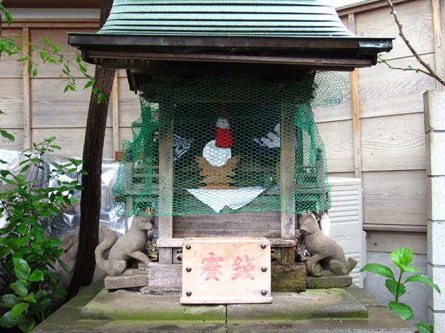 白山神社(白山5丁目)福授稲荷