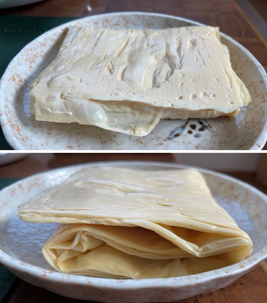 京湯葉――2生平湯葉