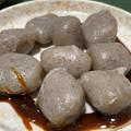 栃木 鹿沼こんにゃく7――味噌田楽