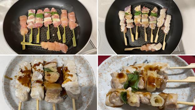 徳島 阿波尾鶏――串焼き3