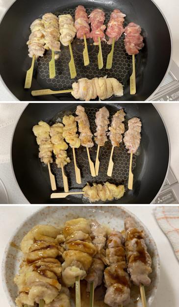 徳島 阿波尾鶏――串焼き4