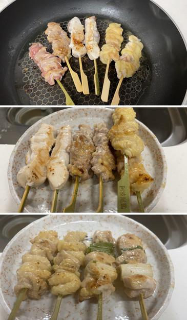徳島 阿波尾鶏──焼鳥
